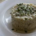 Risotto al granchio